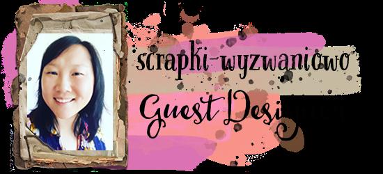 Guest DT l Scrapki-wyzwaniowo