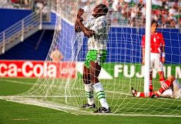 Nigéria 3x0 Bulgária - 1994