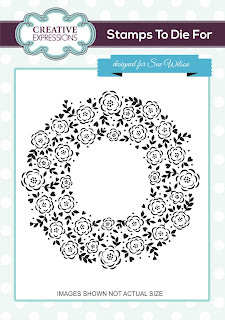 Creative Expressions UMS689 Stamp