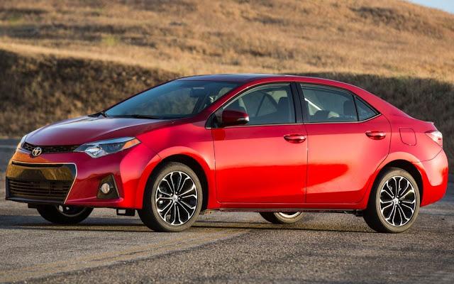 Novo Toyota Corlolla 2014 - lateral