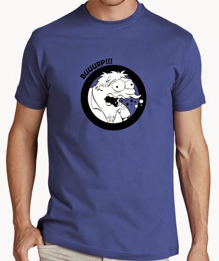Camiseta divertida orginal Barney Gomez