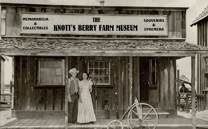 The Knott's Berry Farm Museum