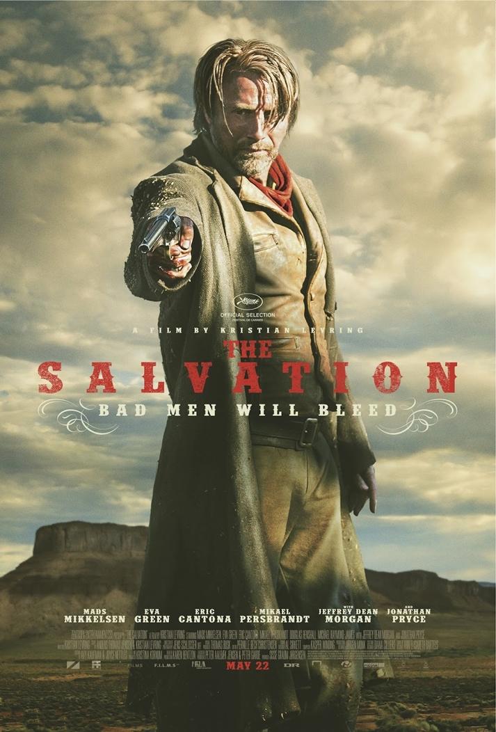 Póster: The Salvation, de Kristian Levring
