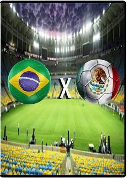Brasil x México Copa do Mundo 2014