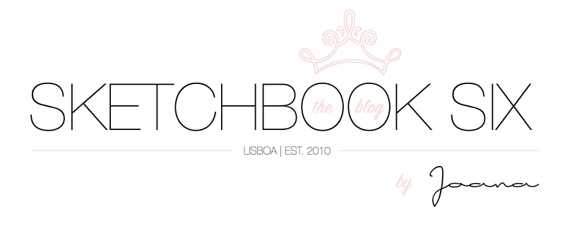 Sketchbook Six by LA PETITE
