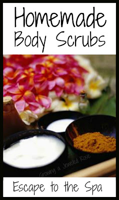 Body Scrub Recipes
