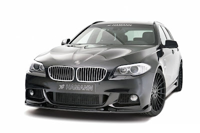 Hamann_BMW_5_Series_Touring_F11_Front_View
