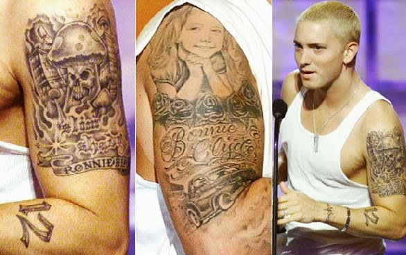 Eminem Tattoos Eminem Tattoo | Tattoo...