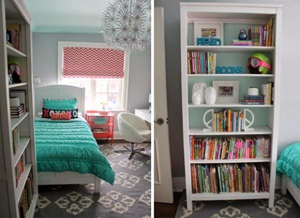 decoracao de interiores quartos femininos:Detalhes: Pra quem enjoa fácil de cores fortes, a dica é deixar as