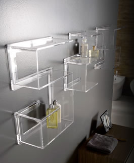 Deluxe bath ba os decoraci n y estilo 02 01 2012 03 - Accesorios de bano sin taladro ...