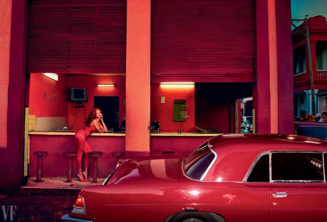Rihanna – Vanity Fair Magazine (November 2015)