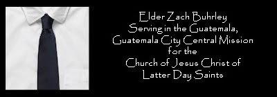 Elder Zach Buhrley