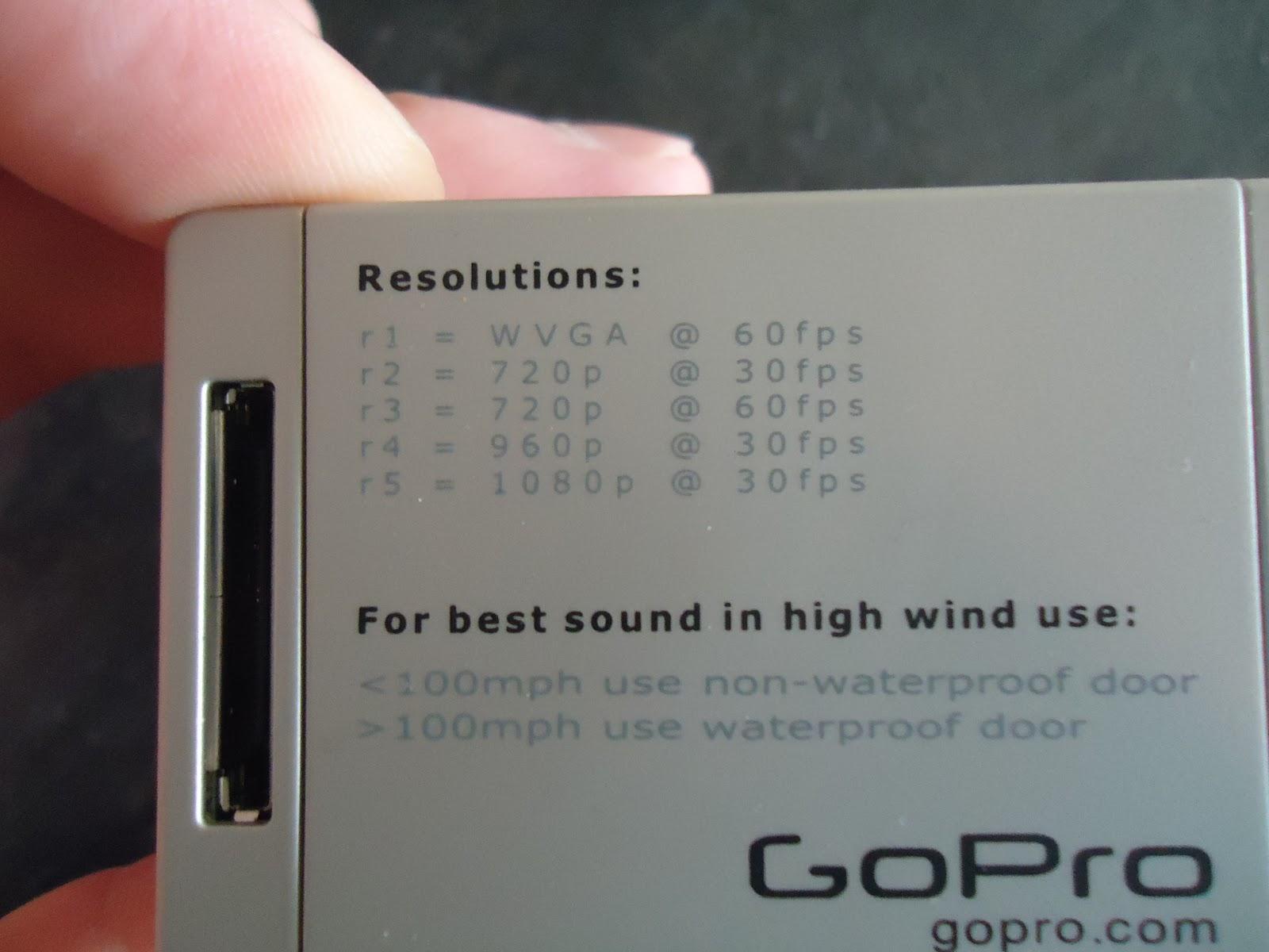 gopro chest strap instructions