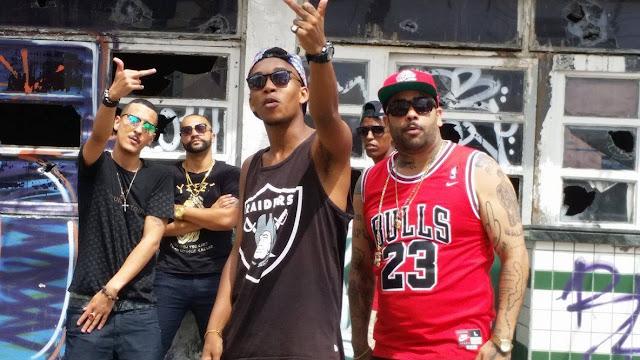 Coka Music divulga seu primeiro Cypher com Efi, Lil Biic, Raphe Rap e Jan King