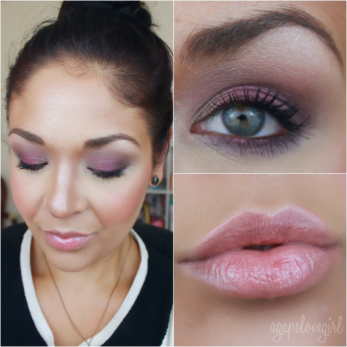 Agape love designs makeup tutorial ft luxe pineapple work it tuesday july 21 2015 baditri Image collections