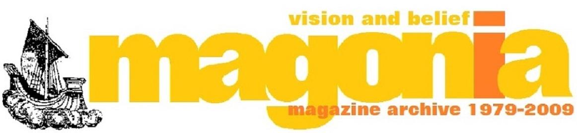 Magonia Magazine