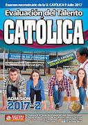 Examen Católica 2017-2