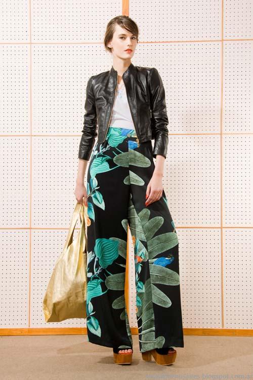 Palazzos moda verano mujer ropa 2014. Las pepas 2014.