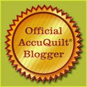 AccuQuilt Blogger