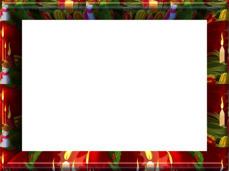 Gifs y fondos pazenlatormenta navidad marcos para fotos - Marcos navidad fotos ...