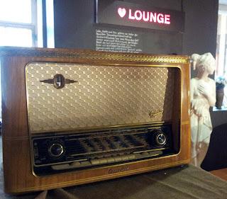 Das LiebesRadio-Radio - Vorderseite