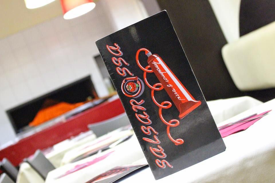 Salsarossa Pizza al padellino a Torino