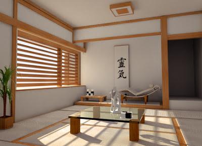 interior jepang