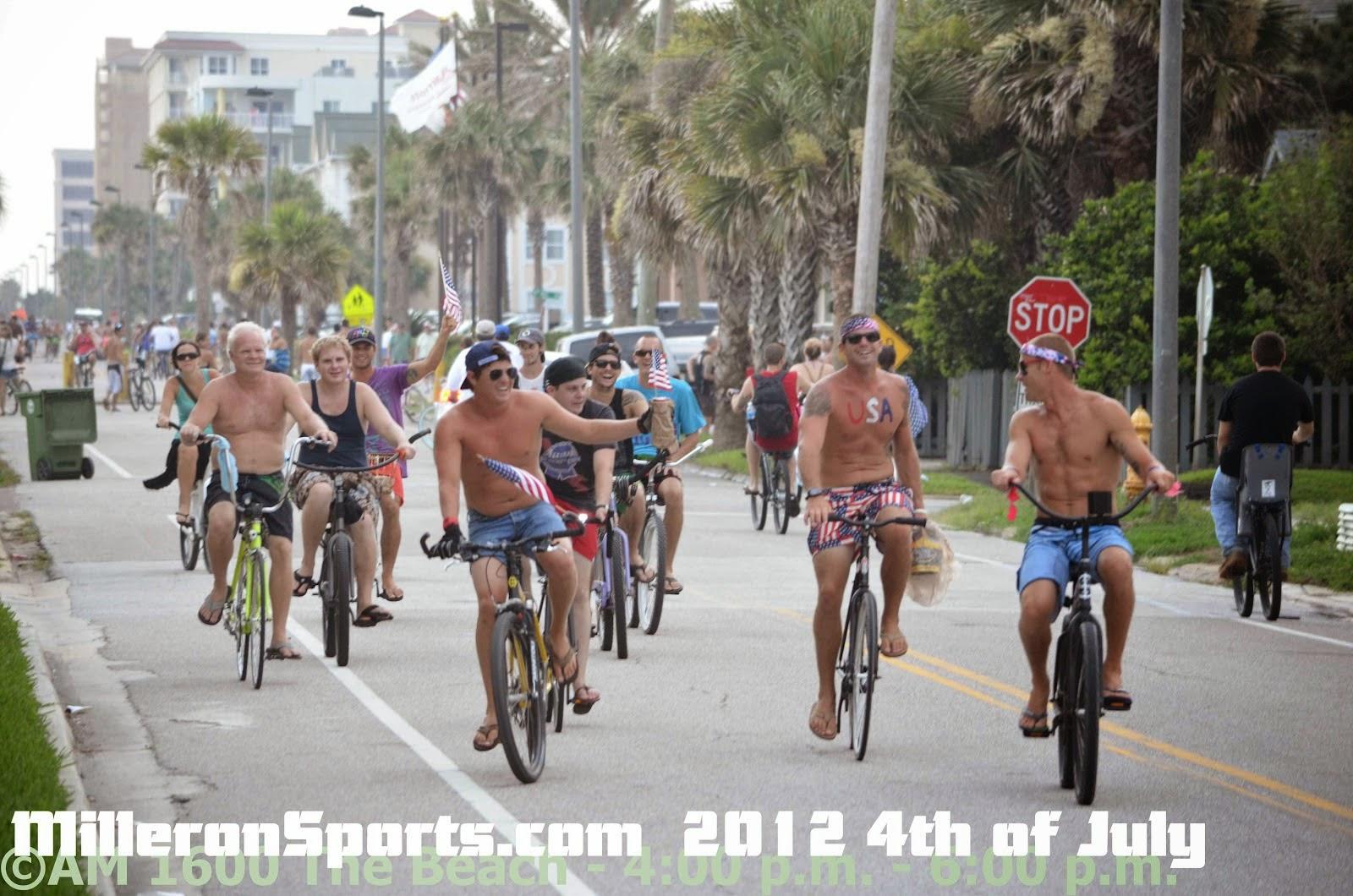 Bikes Jacksonville to Jacksonville Beach