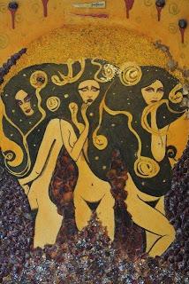 gorgons in Greek mythology
