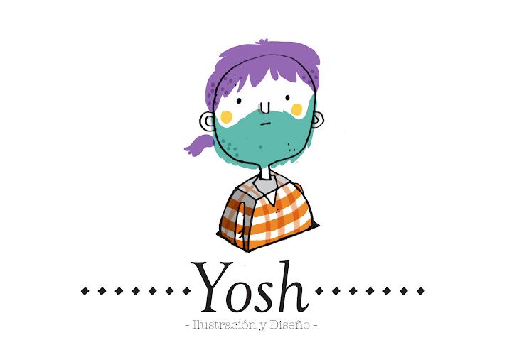 Yosh! - Ilustración y Diseño-