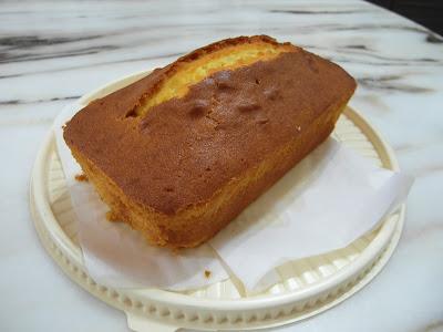 back to basics - orange butter cake