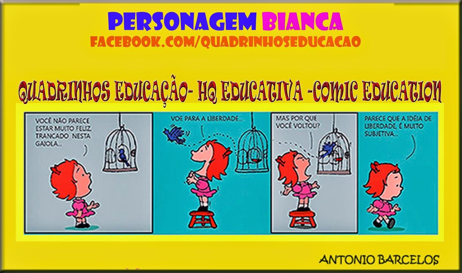 QUADRINHOS EDUCAÇÃO - EDUCATIONAL COMICS