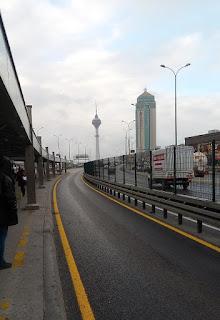 metrobüs türkiye blogger
