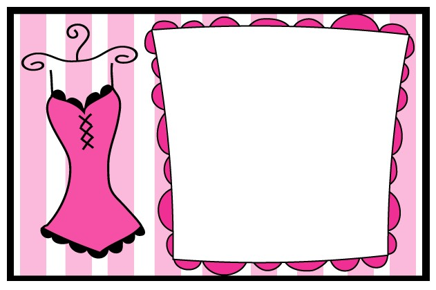 Fondos para elaborar tarjeta de despedida de soltera - Imagui