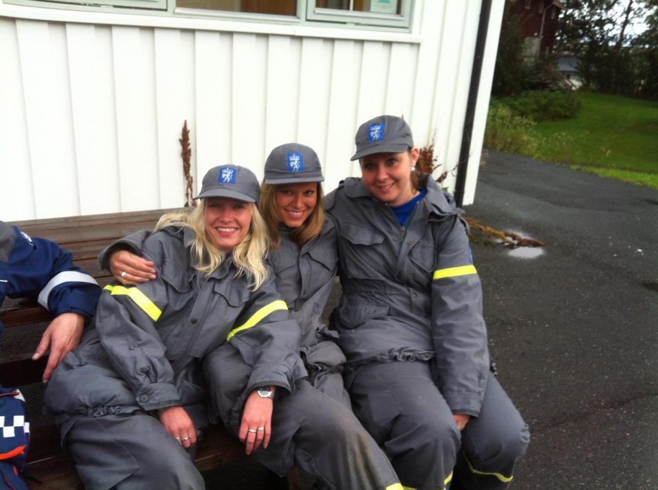 Katrine`s verden: Sivilforsvaret