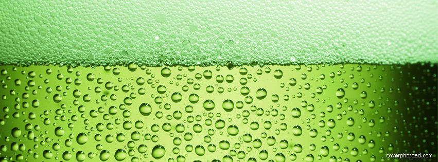 St Patricks Day Green Beer Facebook Cover