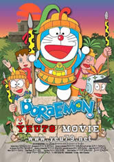 Doraemon Truyền Thuyết Về Vua Mặt Trời