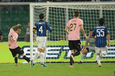 Palermo Inter highlights video