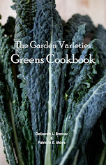 <b>The Garden Varieties Greens Cookbook</b><br>by Deborah L Brewer