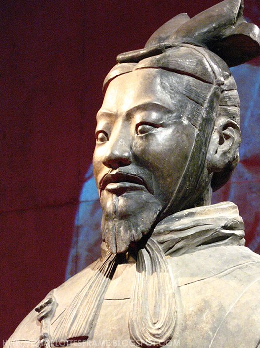 Commanding Officer, China's Terracotta Army