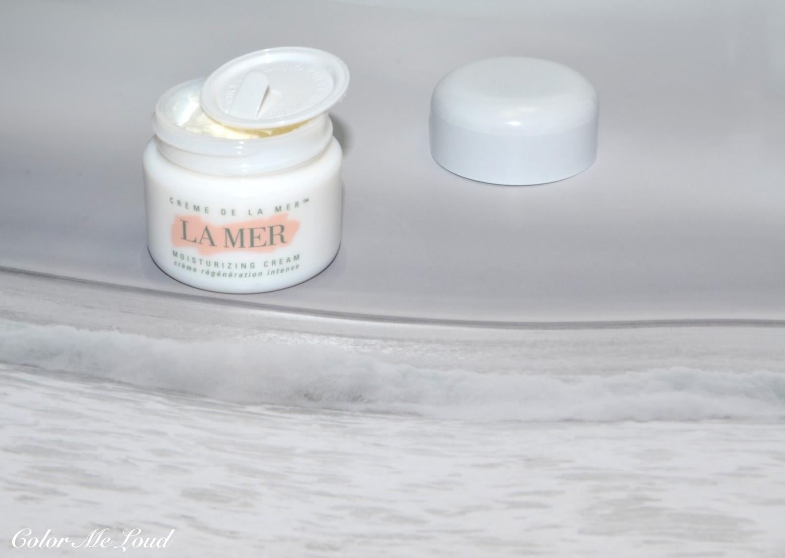 la mer the moisturizing cream review world oceans day color me loud. Black Bedroom Furniture Sets. Home Design Ideas