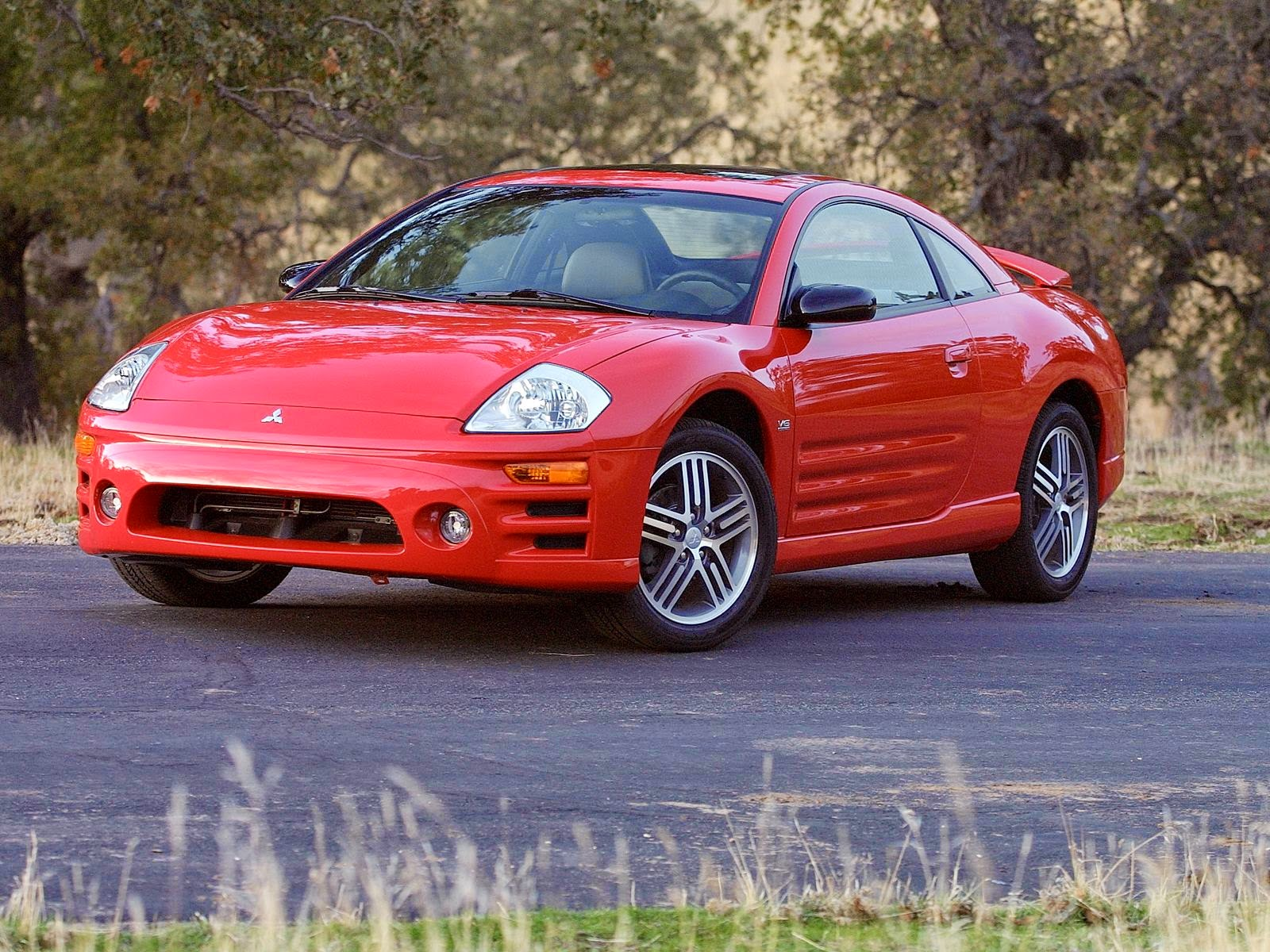 Mitsubishi Eclipse - The Sports Compact Car