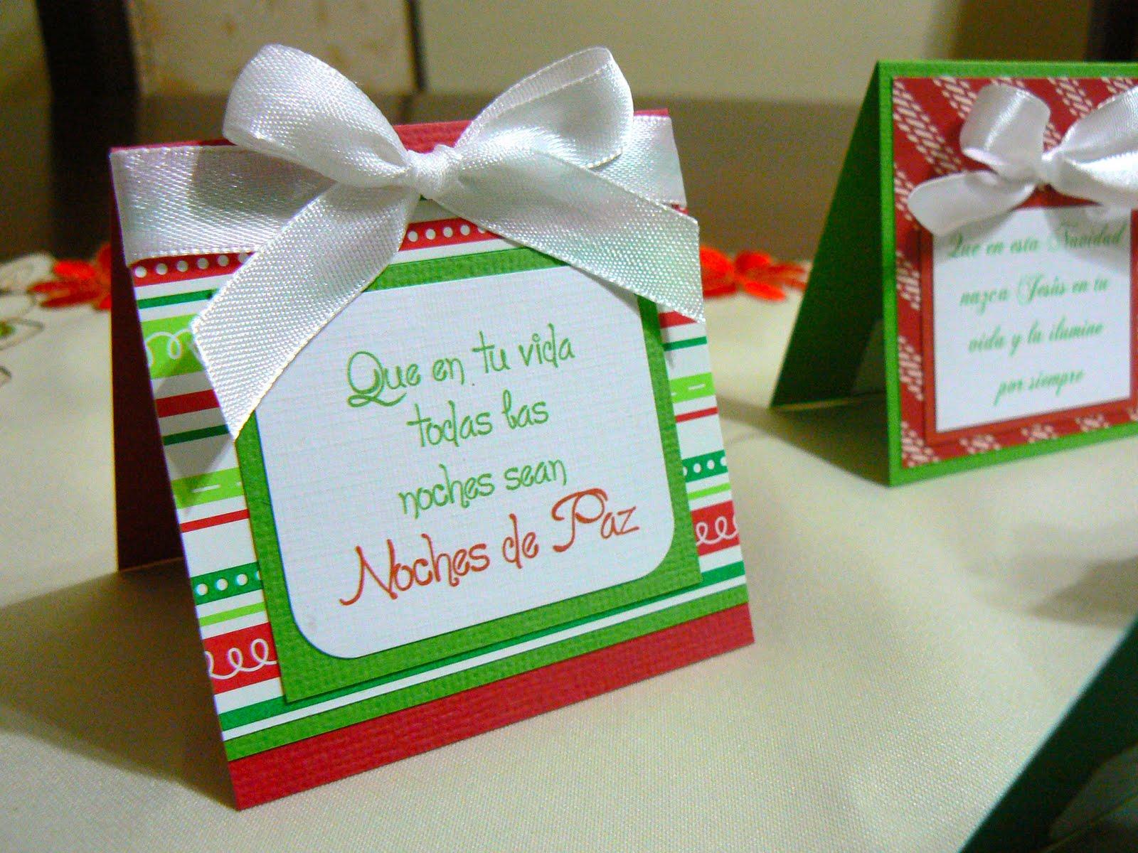 Tic tac tarjetas sociales navidad regal felicidad junto - Detalles de navidad manualidades ...