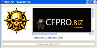 Cheat CF Cross Fire Universal Replace Weapon 20 Desember 2012 Terbaru