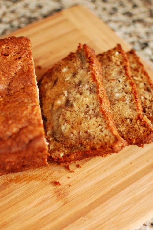 Banana Coconut Bread | Beantown Baker