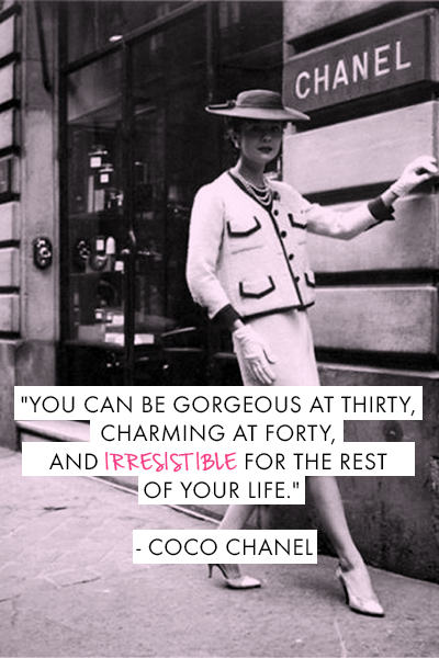 Shoe Quotes Coco Chanel Quotesgram
