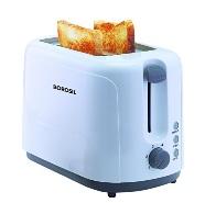 Borosil BTO750WPW11 750-Watt Krispy Pop-up Toaster