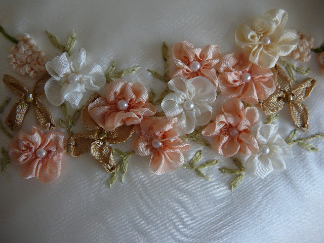 Silk Ribbon Embroidery June 2009