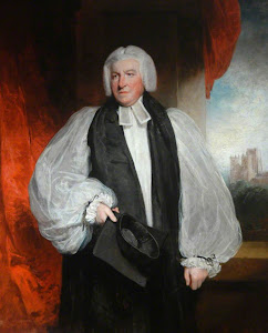 Shute Barrington (1734 – 1826)