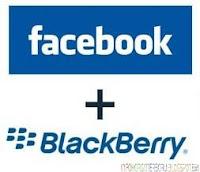 Update Status Facebook Melalui Blackberry Bohongan